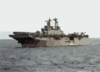 The Amphibious Assault Ship Uss Essex (lhd 2) Steams In The Philippine Sea Participating In Tandem Thrust  03 Clip Art