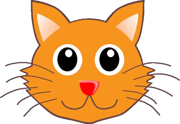 Cat Clip Art At Clker Com Vector Clip Art Online