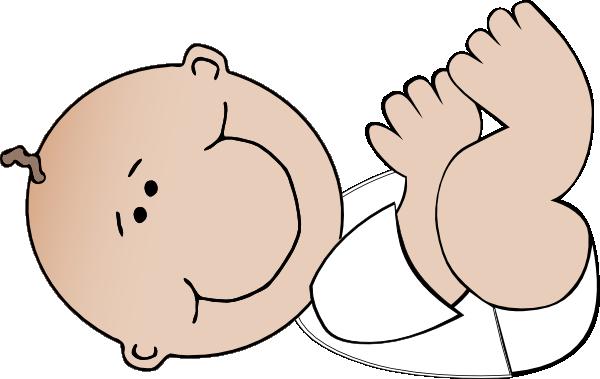 Blank Baby Clip Art at Clker.com - vector clip art online ...