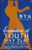 N.y.a. Of Illinois--exposition Of Youth ... Pageants, Handcraft, Music, Sports Clip Art