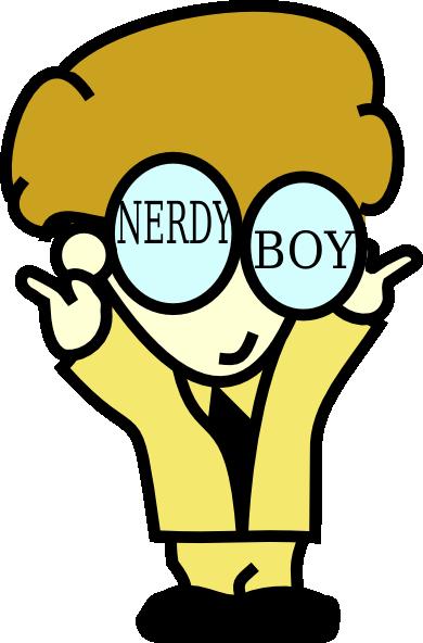 Nerdy Boy2 Clip Art At Clker.com