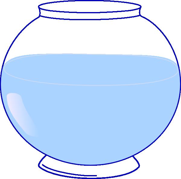 Fish Bowl Clip Art at Clker.com - vector clip art online, royalty free & public domain