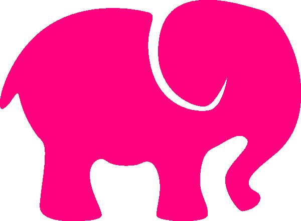 pink elephant clip art at clker com vector clip art baby monkey cartoon clip art cute baby monkey clip art