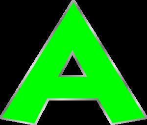 letter a clip art at clker com vector clip art online alphabet block clip art for christmas alphabet blocks clipart letters