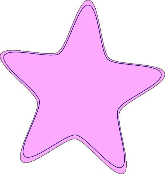 bright baby pink star clip art at clker com vector clip knot clip art free knit clipart