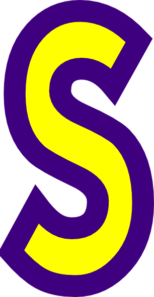 Letter S Clip Art At Clker Com