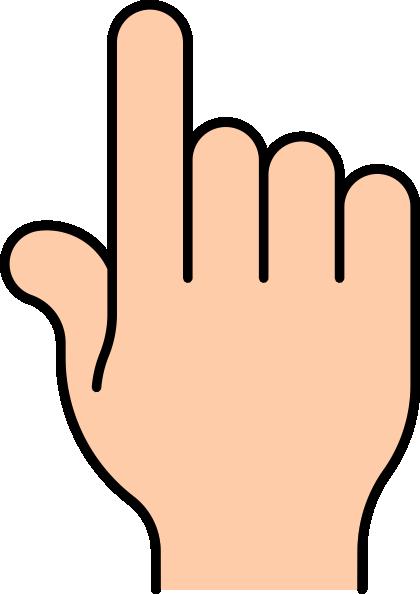 Click Image To Find More Men S Fashion: Finger Clip Art At Clker.com