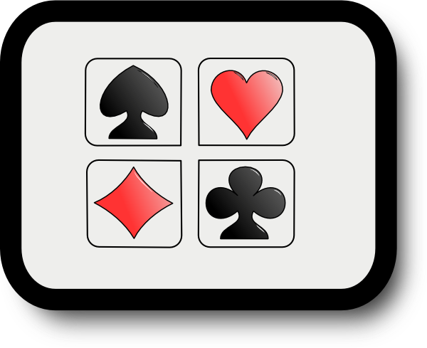 Poker Clip Art at Clker.com - vector clip art online ...