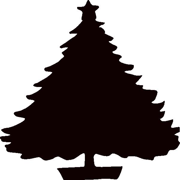 Christmas Tree Ornaments Clip Art
