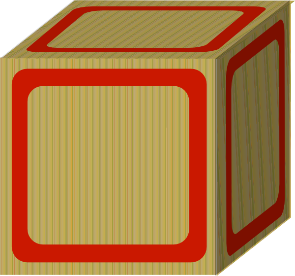 Baby Blocks Abc 2 Clip Art at Clker.com - vector clip art ...