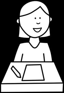 Student Clip Art at Clker.com - vector clip art online ...