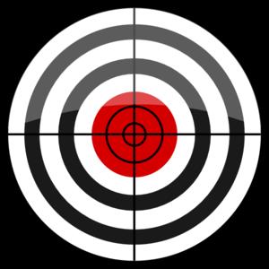 Target Icon Clip Art at Clker.com - vector clip art online ... Soccer Ball Vector Png