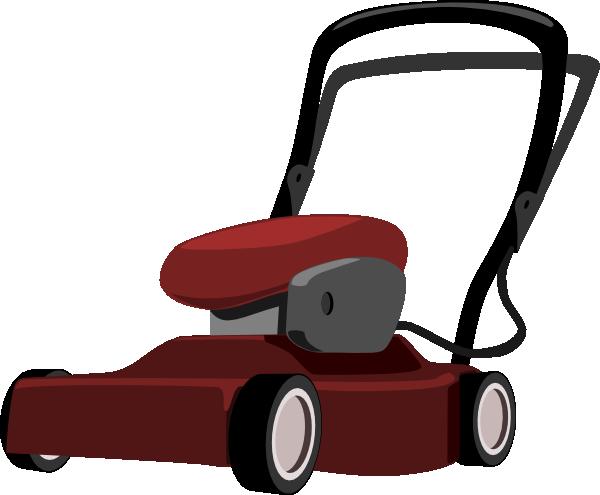 Lawn Mower 2 Clip Art at Clker.com - vector clip art ...