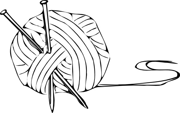 Yarn Ball Clear Clip Art Clker Vector