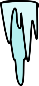 Icicle Starter Clip Art