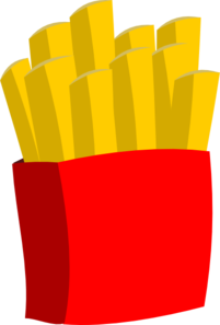 French Fries Clip Art at Clker vector clip art