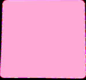 lighpink sticky clip art at clker com vector clip art free vector post it note paper post it note vector image