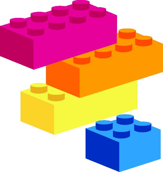 Legos Clip Art at Clker.com - vector clip art online ...