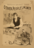 Hennessy Leroyle S Famous Success, Other People S Money From Hoyt S Theatre New York : Written By E.o. Towne. Clip Art