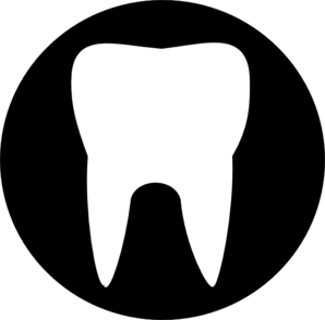Large Tooth Outline Clip Art at Clker.com - vector clip ...
