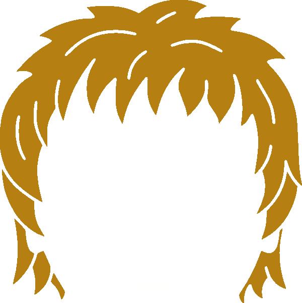 hair clip art at clker com