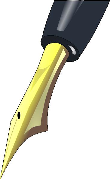 Wryterz Pen Clip Art at Clker.com - vector clip art online ...