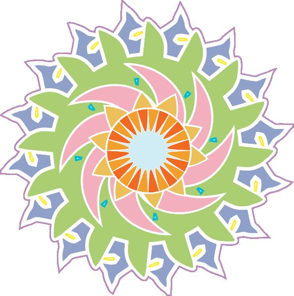 Abstract Swirl Clip Art at Clker.com - vector clip art ...