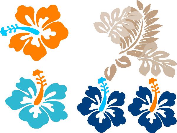 tropical flowers clip art at clker com vector clip art online rh clker com tropical flowers clip art png tropical flowers clip art free