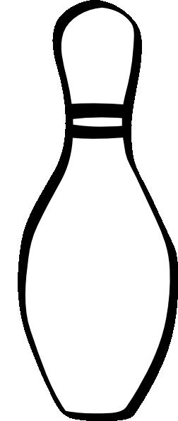 Bowling Pins Clip Art at Clker  vector clip art