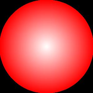 Red Ball Clip Art at Clker.com - vector clip art online ... (300 x 300 Pixel)