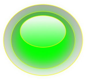 Green Led On Condition Clip Art