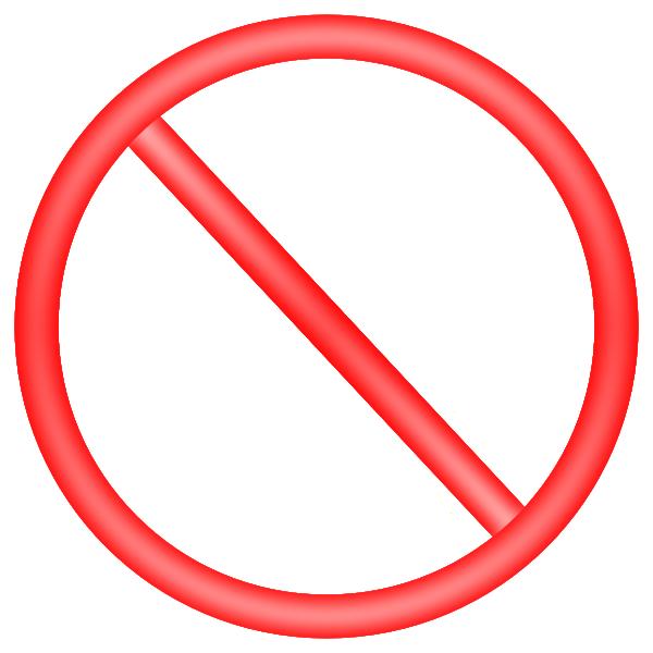 forbidden sign clip art at clker com vector clip art bald eagle clipart bald eagle clipart