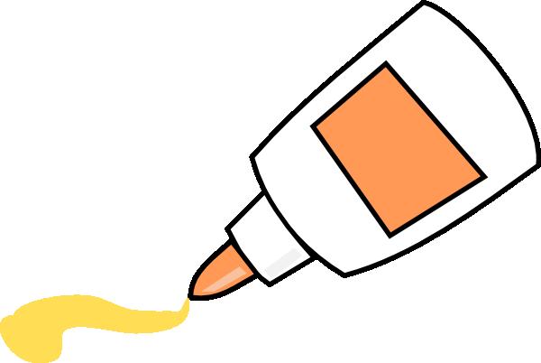 glue bottle clip art at clker - vector clip art online