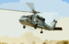 A Hh-60 Seahawk Helicopter Takes Off During A Search And Rescue Exercise As Part Of Desert Rescue Xi, Clip Art