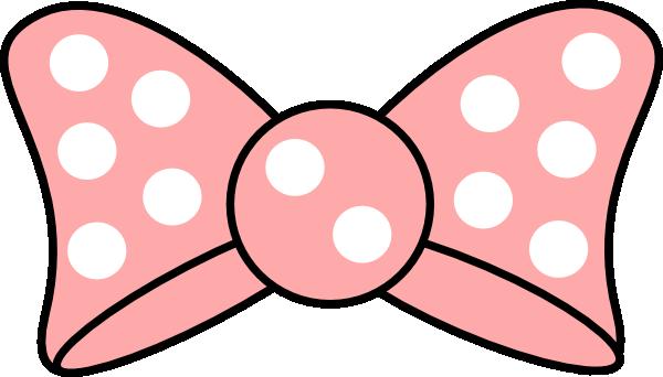 Minnie Bow Clip Art at Clker.com - vector clip art online ...