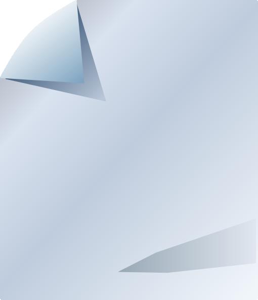 sheet of paper clip art at clkercom vector clip art