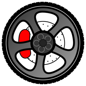 wheel 8 clip art at clker com vector clip art online tire clip art vector tires clip arts svg