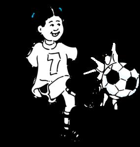 soccer outline kick clip art at clker com vector clip football field clip art pics football field clipart design