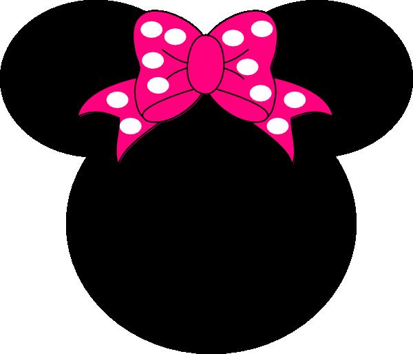 Minnie Mouse Clip Art At Clker Com Vector Clip Art