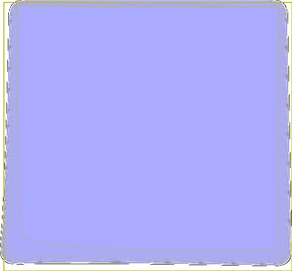 light blue sticky clip art at clkercom vector clip art