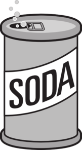 Soda Can Clip Art