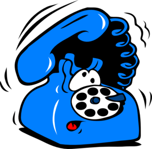 Picture Of Phone Ringing