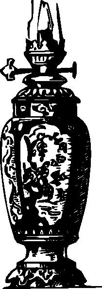Gas Lamp Clip Art At Clker Com Vector Clip Art Online