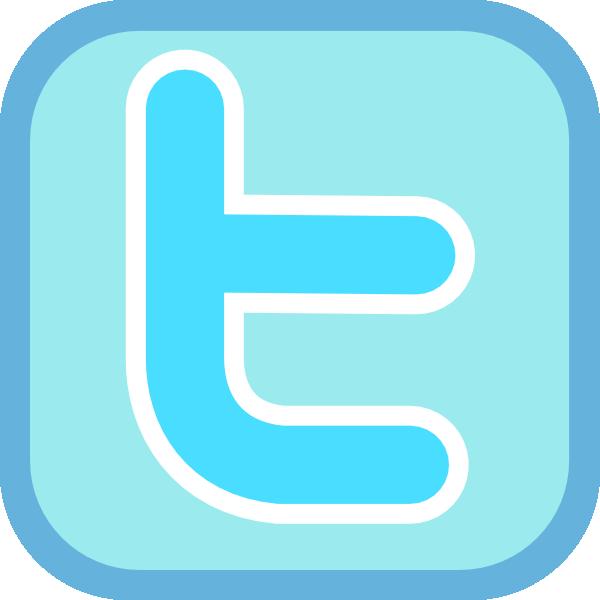 Twitter Icon Clip Art At Clker Com Vector Clip Art