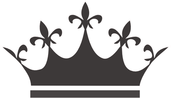 Queen Crown Clip Art At Clker Com Vector Clip Art Online
