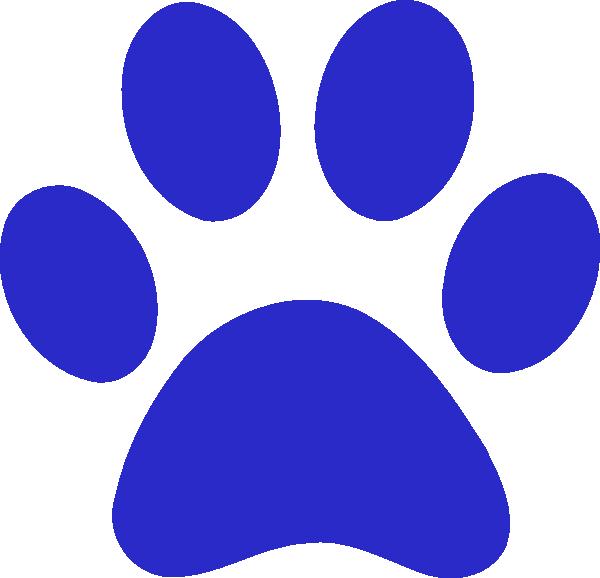 tiger paw clip art at clker com vector clip art online paw print vector art free paw print vector file