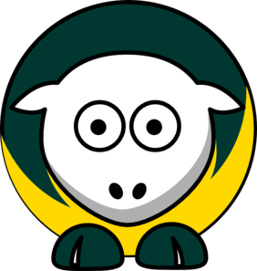 Sheep Oakland Athletics Team Colors Clip Art