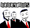 Anonymous Figures Clip Art