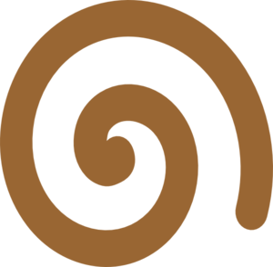 Spiral No Shadow Clip Art