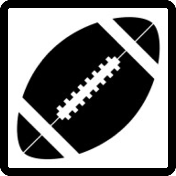 american football clip art at clker - vector clip art online